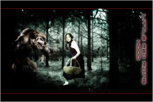 Little Red Riding Hood_ by InfiniteCreations