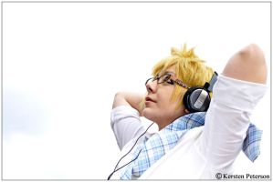 Vocaloid: Clear Your Head by CosplayerWithCamera