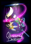 Obscured Descent - Cover by CrystalFeza