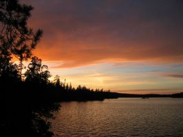 Lady Evelyn Sunset by ToeTag