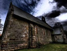 Abandoned chapel by philge123
