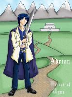 Another colored Adrian by Coni