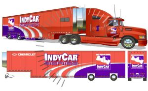 2003 Indycar Series Hauler by RpmIndy