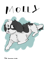 Molly - by DonutDoxie