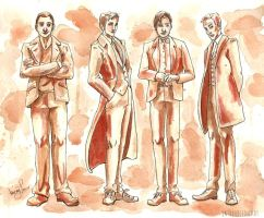 the Doctors by kacey-lynn