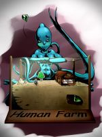 Human farm by Zapor666