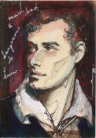 lord byron by cowpatface