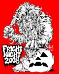 Fright Night Chops brw version by MonsterInk