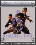 Resident Evil 6 Icon by Ni8crawler