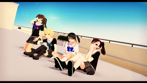 .:After School:. by dug-chi