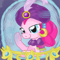 Madame Pinkie by Giniqua