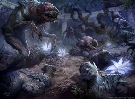 Crypt Incursion by velinov