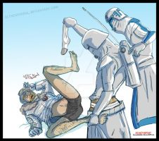 Strip Poker CLONE WARS by ElTheGeneral