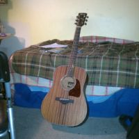 My new guitar :D by EROCKERTORRES