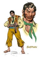 SHEPHAN by benitogallego