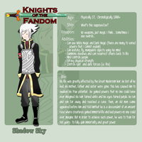 KotF: Shadow Sky -  Prince of Light and Dark by Erin-Chan143