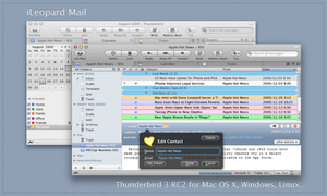 iLeopard Mail 3.2.6 by REO-2007
