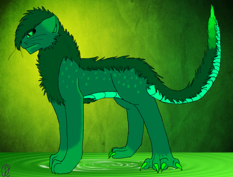 Emerald Waters Adopt OPEN by DemonousNight