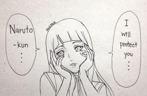 Yandere Hinata!! lol!! by ppinkww
