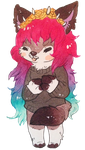 Tiny Tosh /gift/ by cattuccino