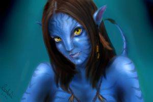 Me Na'vi by MistressAinley