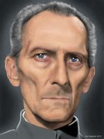 Grand Moff Tarkin by ChuckFontaine