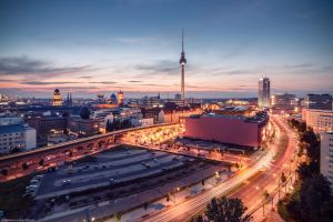 Berlin - Cityscape by Modi1985