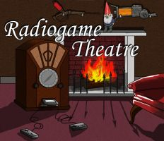 Radiogame Theatre cover by TheNoirGuy