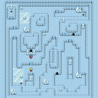 Icy cave_recycled map by Hek-el-grande