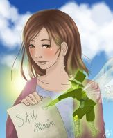 Contest Saw and Musin by Little-Roisin