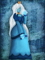 Ice Queen by Yaudio