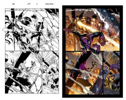 Amazing Spiderman 648 page 4 by Lobo-Cuevas