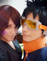 Obito x Rin Cosplay V by ivachuk