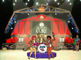 New Stars of the Grand Ole Opry by HillyBlue