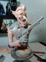 Clown Prince of Crime WiP by OptimalProtocol