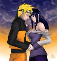 Hinata and Naruto Love by sungmina