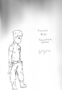 Forgotten Dreams: Trence Wills by ForgottenDreams3