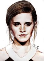 Happy Birthday Emma Watson by Williaaaaaam