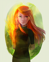 GKC: swirling flame by Sakyru