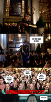 Avengers - Loki vs Fangirls by yourparodies