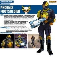 Phoenix Footsoldier |Tribes Vengeance by Pino44io