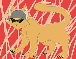 .Bro.Strider.Cat. by PONYPUKE