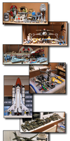Lego collection as of 29/05/14... by SWAT-Strachan