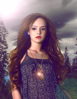 Adult Renesmee by ChuzzMaestose