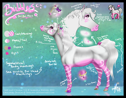 Bubbles Reference Sheet by FluffyAri