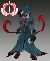 Reaver The Bloodstained Reaper by Dragonman32