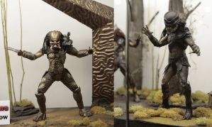 SDCC PREDATORS Figures by anaheim-420