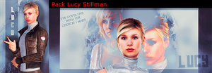 Pack Lucy Stillman 01 by BellaBlackCullen