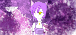 OUAT Carmelita the Cheshire Cat by PrettyShadowj28
