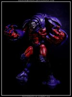 Marvel Legends Onslaught by soundwave3387